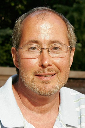 Ben Barres portrait