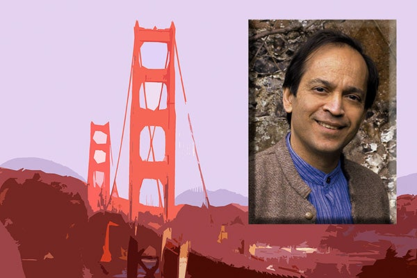 introduction of vikram seth