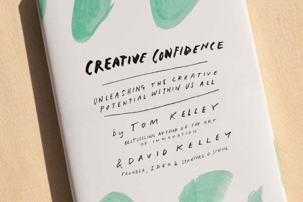 Creative Confidence Book