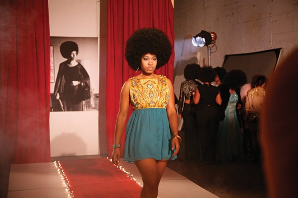 Afro-Chic by Carrie Mae Weems