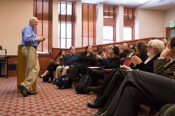 John Hennessy lecture