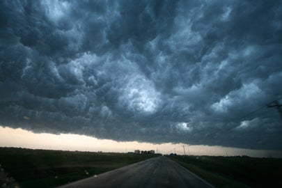 A Report on Tornadoes, Causes and Types