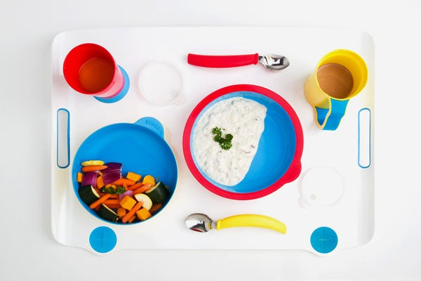 set of Eatwell dishes