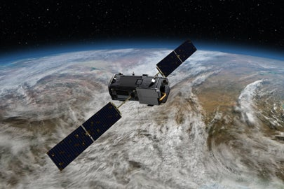 Orbiting Carbon Observatory 2 / NASA