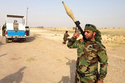 Shiite militia in Iraq