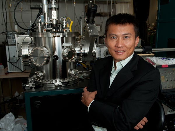 Lithium Ion Battery >> Stanford researchers seek 'Holy Grail' in battery design