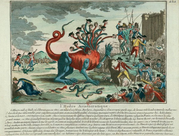 Images from Stanford Libraries' French Revolution Digital Archives