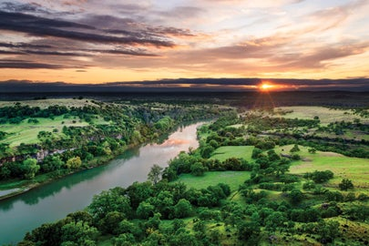 Sacramento River / Courtesy Stanford Woods Insitute