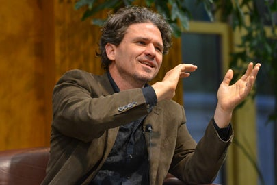 Author Dave Eggers / Rod Searcey