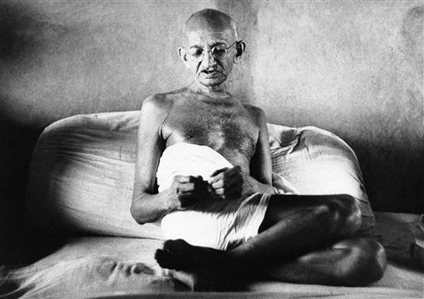 gandhi his movements Mohandas gandhi's reputation as the indian spiritual and political leader who   to accept him as dictator – his word) the civil disobedience movement,.