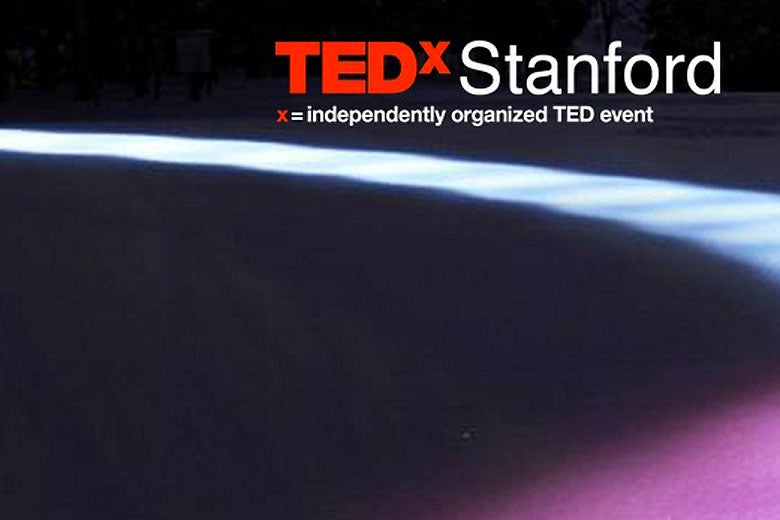 logo for TedXStanford 2015
