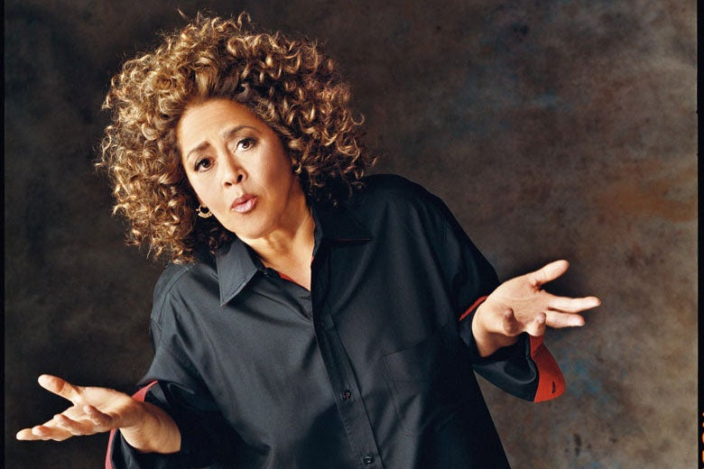 actress/playwright Anna Deavere Smith / Courtesy Stanford Live