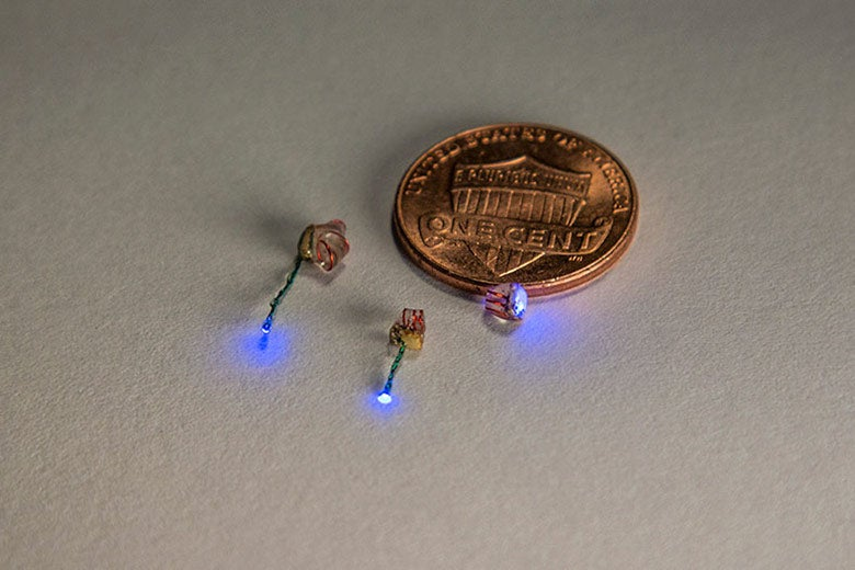 Implantable wireless devices
