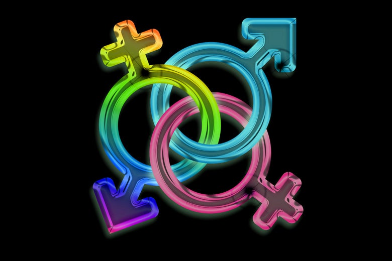 mixed gender symbols