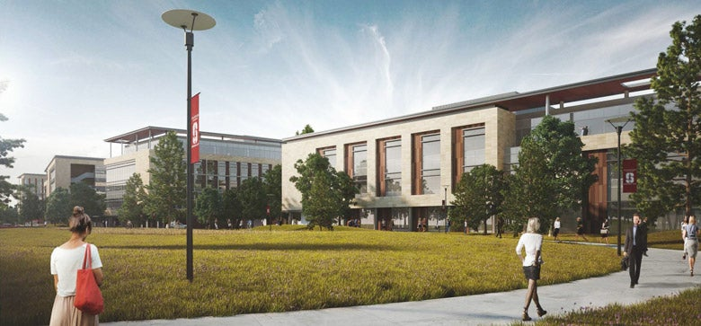 Redwood City campus concept