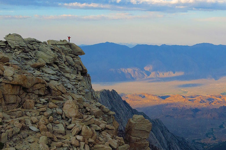 Stanford Scientists Crack Mystery Of The Sierra Nevada S Age
