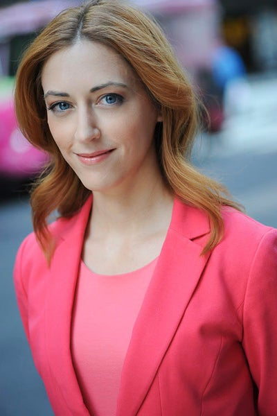 Psychologist Kelly McGonigal
