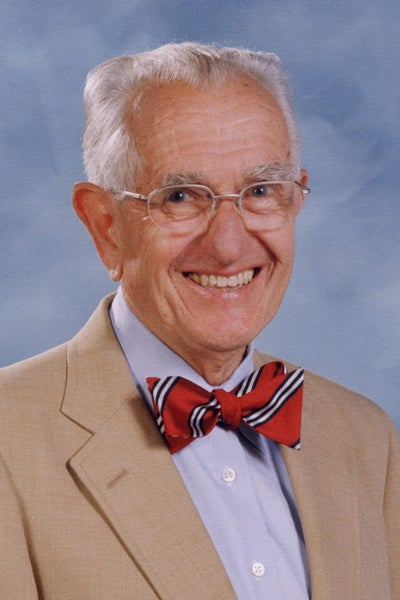 Professor Emeritus Carl Degler