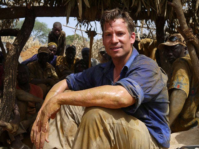 Richard Engel in Mali