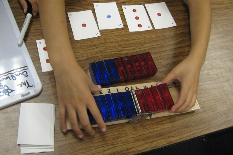 Stanford neuroscience research identifies more effective way to teach abstract math concepts to children