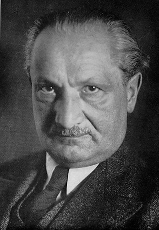 martin heidegger philosopher of the 20th The case of martin heidegger, philosopher and nazi part 3: history, philosophy and mythology by alex steiner 5 april 2000 we are posting today the concluding part of a series on the life and work.