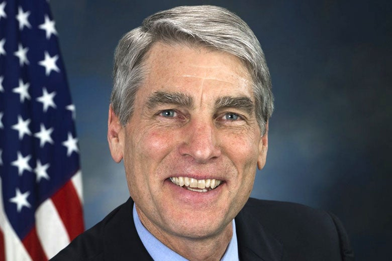Mark Udall / U.S. Senate Photo Studio