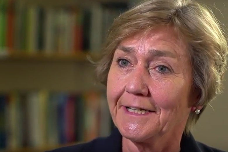 Polly Courtice portrait / Stanford Video