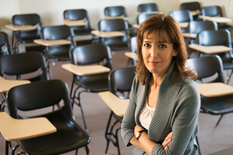 Lecturer Denise Pope