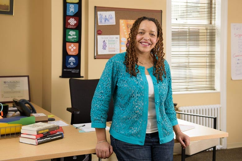 Dereca Blackmon, Associate Dean and Director, DGEN Office