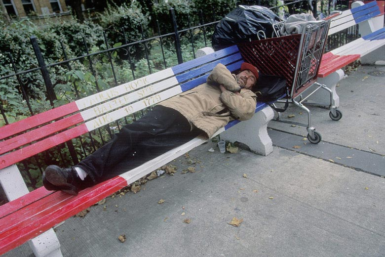 "an analysis of the homelessness in the united states Homelessness is a particular issue that affects all of us  ""analyses of the  underclass, of homelessness, and of urban poverty document the."