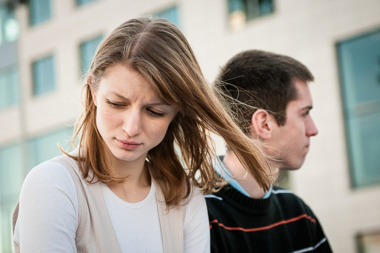 Stanford research explains why some people have more difficulty recovering from romantic breakups