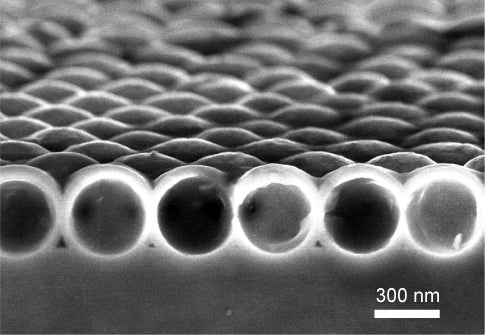 Stanford Engineers Nanoshell Whispering Galleries Improve