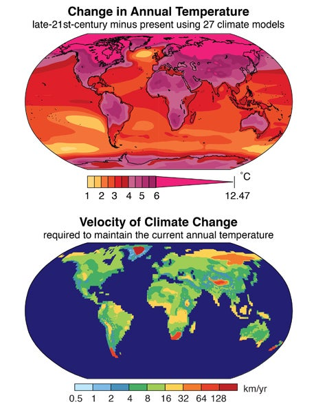 climatic changes occurring internationally as a Climate change & human rights: a primer has concluded that climate change is both occurring and is attributable internationally.